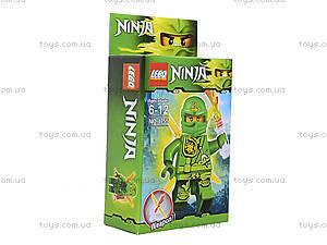 Конструктор серии Ninja «Ниндзя герои», 1755, купить