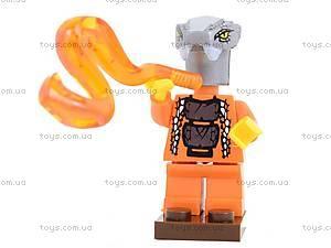 Детский конструктор «Герои-ниндзя», 9773, игрушки