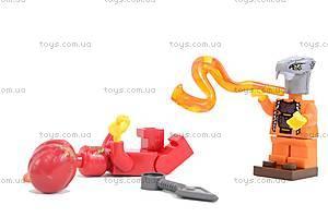 Детский конструктор «Герои-ниндзя», 9773, детские игрушки