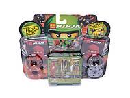 Конструктор Ninjago, 2 героя, 9773, игрушки