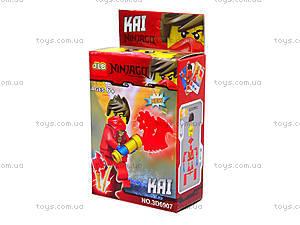 Конструктор для детей «Герои на подставке», 6901-6908, купить