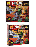 Конструктор серии Ninja, 4 вида, 79320