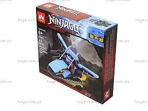 Детский игрушечный конструктор «Ninjago», 82002, фото