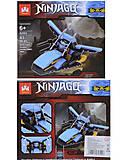 Детский игрушечный конструктор «Ninjago», 82002, купить