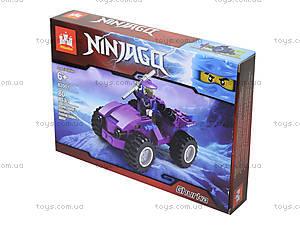 Пластмассовый конструктор «Ninjago», 82001, фото