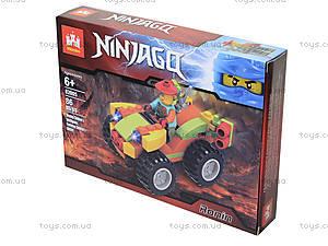 Детский конструктор «Ninjago» для мальчиков, 82005, фото