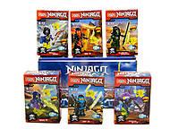 Конструктор «Ninjago», набор в коробке, 76050, купить