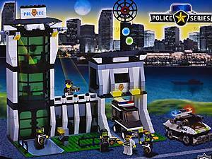 Конструктор «Офис полиции», 129