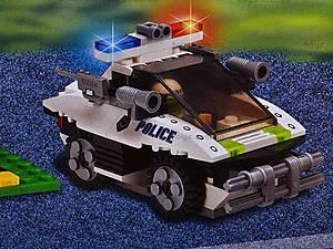 Конструктор «Офис полиции», 129, игрушки