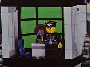 Конструктор «Офис полиции», 129, детские игрушки