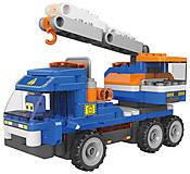 Конструктор PAI BLOKS BLK Crane, 61011W, іграшки