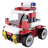 Конструктор PAI BLOKS BLK Police Car, 61001W, магазин игрушек