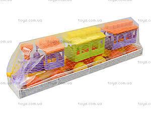 Паровозик - конструктор «Малыш», 5148, цена