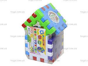 Конструктор-пазлы для детей, 11411, купить