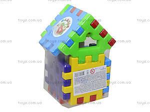 Конструктор-пазлы для детей, 11411, фото