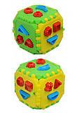 Конструктор «Пазлы-куб», 634 в.2