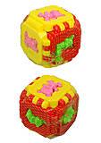 Конструктор «Пазлы-куб М», 641 в.2, фото