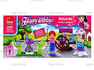 Конструктор детский Happy holiday, 37 деталей, 0380, отзывы