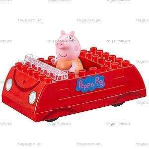 Конструктор Peppa «Машина Пеппы», 16 деталей, 06035, фото