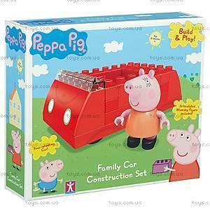 Конструктор Peppa «Машина Пеппы», 16 деталей, 06035