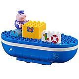 Конструктор Peppa «Морское приключение», 33 детали, 06034, купить