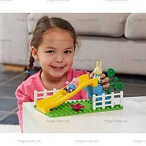 Конструктор Peppa «Игровая площадка», 9 деталей, 06031, купить