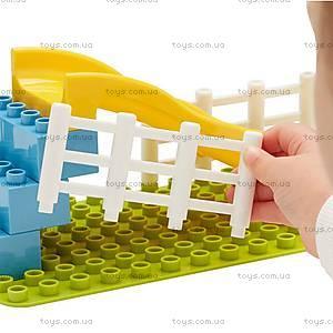 Конструктор Peppa «Игровая площадка», 9 деталей, 06031, отзывы