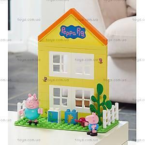 Конструктор Peppa «Загородный дом Пеппы», 31 деталь, 06038, купить
