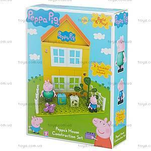 Конструктор Peppa «Загородный дом Пеппы», 31 деталь, 06038, цена