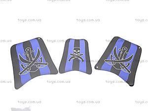 Конструктор «Пиратская серия», 512 деталей, M38-B0128R, игрушки