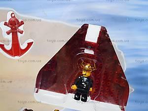 Конструктор «Пиратская серия», 512 деталей, M38-B0128R, toys