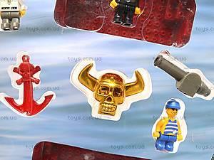 Конструктор «Пиратская серия», 632 деталей, M38-B0129R, игрушки