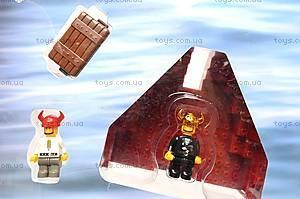 Конструктор «Пиратская серия», 632 деталей, M38-B0129R, детские игрушки