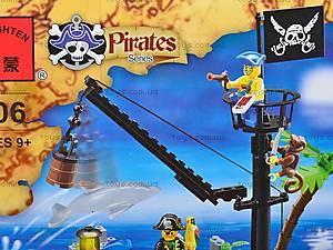 Конструктор «Пиратский корабль», 306, отзывы