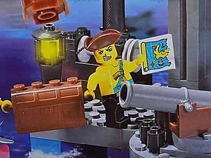 Конструктор «Пираты», 196 элементов, 309, детские игрушки