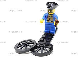 Конструктор «Пираты», 25 элементов, 1202, магазин игрушек