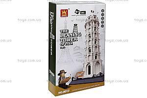 Конструктор «Пизанская башня», 8012, купить