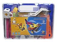 Конструктор пластиковый «2 модели», 2555-9A, фото