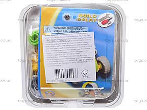 Игровой конструктор для детей «Машины», 2555-11E, фото