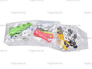 Игровой конструктор для детей «Машины», 2555-11E, отзывы