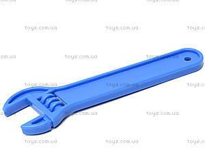 Пластиковый конструктор с инструментами «Модели машин», 2555-10, фото