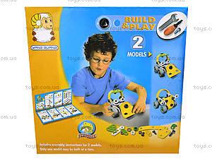 Пластиковый конструктор с инструментами «Модели машин», 2555-10, отзывы