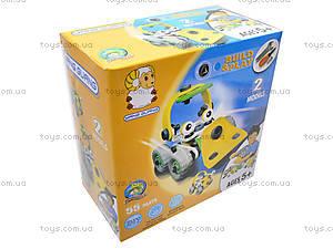 Пластиковый конструктор с инструментами «Модели машин», 2555-10, магазин игрушек