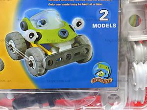 Пластиковый конструктор «Модели машин», 2555-12A, купить