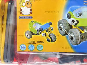 Пластиковый конструктор «Модели машин», 2555-12A, фото