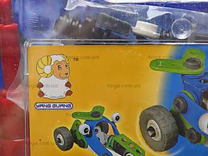 Детский конструктор «Модели машин», 2555-8A, цена
