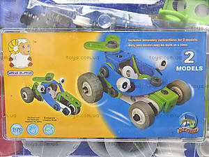 Детский конструктор «Модели машин», 2555-8A, іграшки