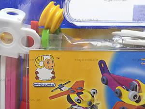 Конструктор пластиковый «Модели машин и вертолета», 2555-9A, отзывы