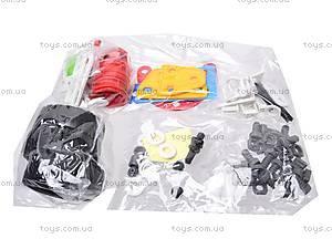 Конструктор пластиковый «3 модели», 2555-15E, купить