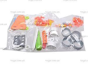 Конструктор пластиковый «4 модели», 2555-17, купить